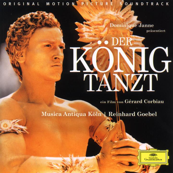 Der König tanzt - original motion picture soundtrack