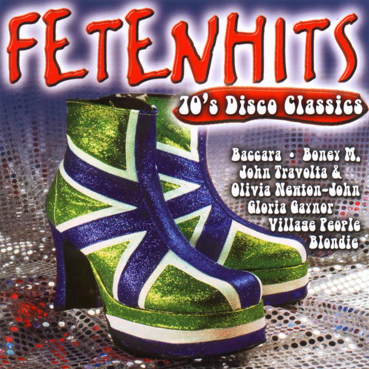 Fetenhits - 70's Disco Classics 0731455644621