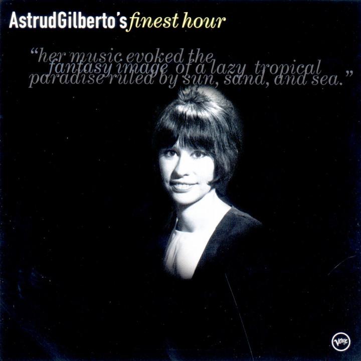 Astrud Gilberto's Finest Hour 0731452079022