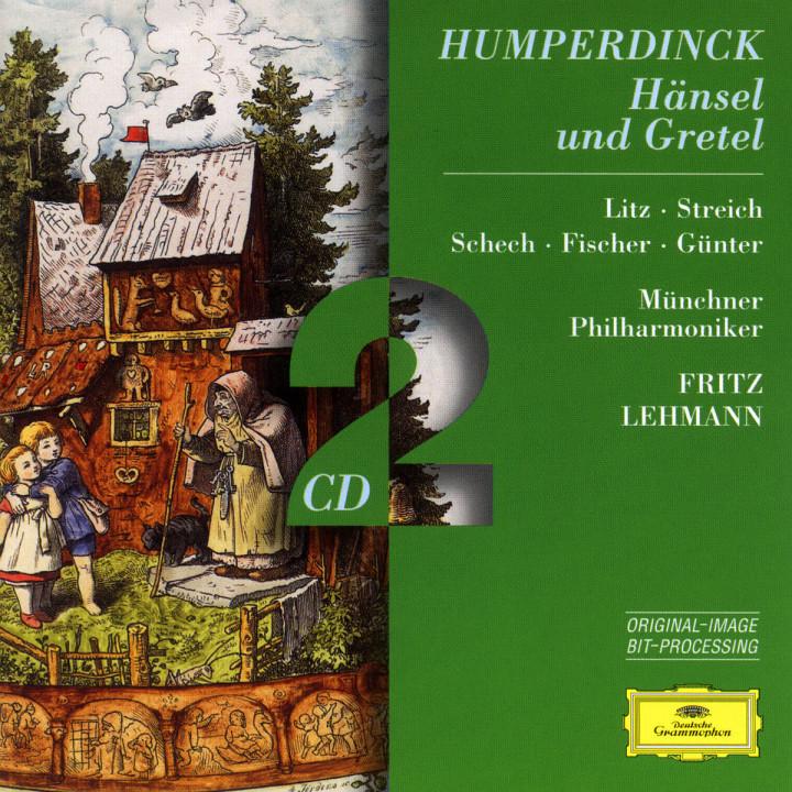 Humperndinck: Hänsel und Gretel 0028945949424