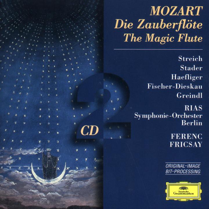 Mozart: Die Zauberflöte 0028945949723