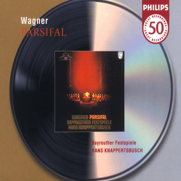 Wagner: Parsifal 0028946475623
