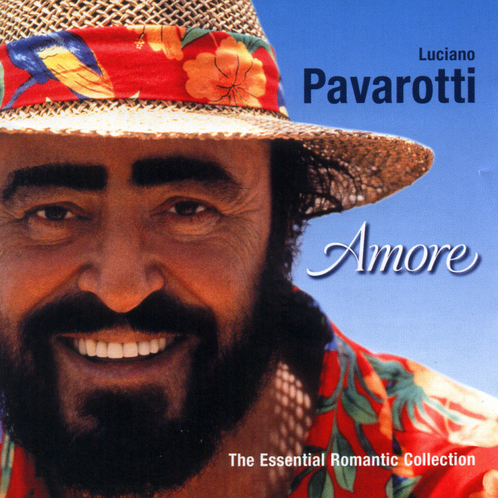 Luciano Pavarotti - Amore 0028946850028