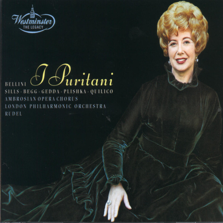 Bellini: I Puritani 0028947120726