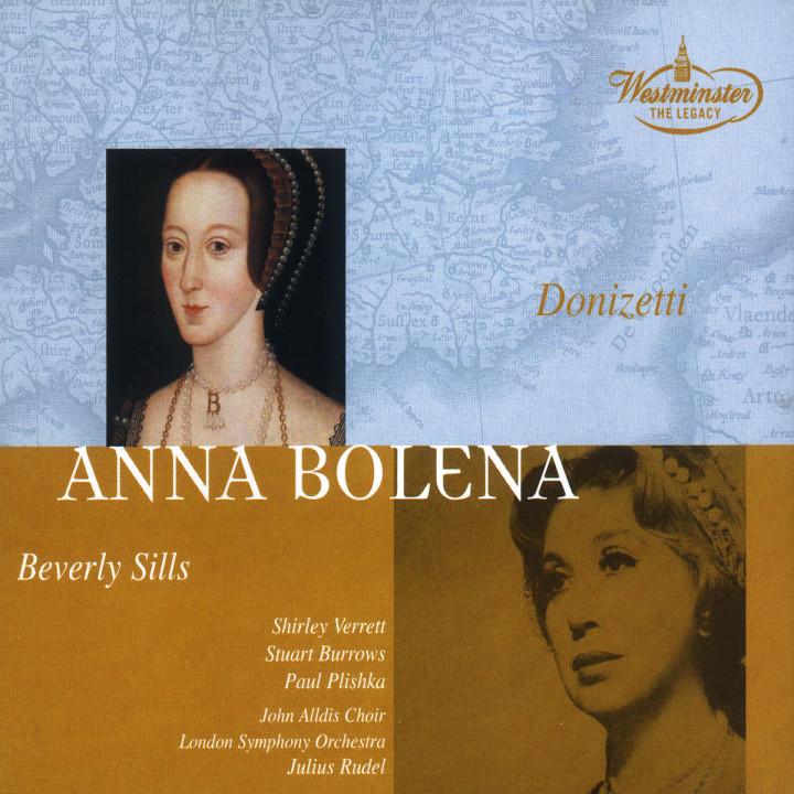 Donizetti: Anna Bolena 0028947121727