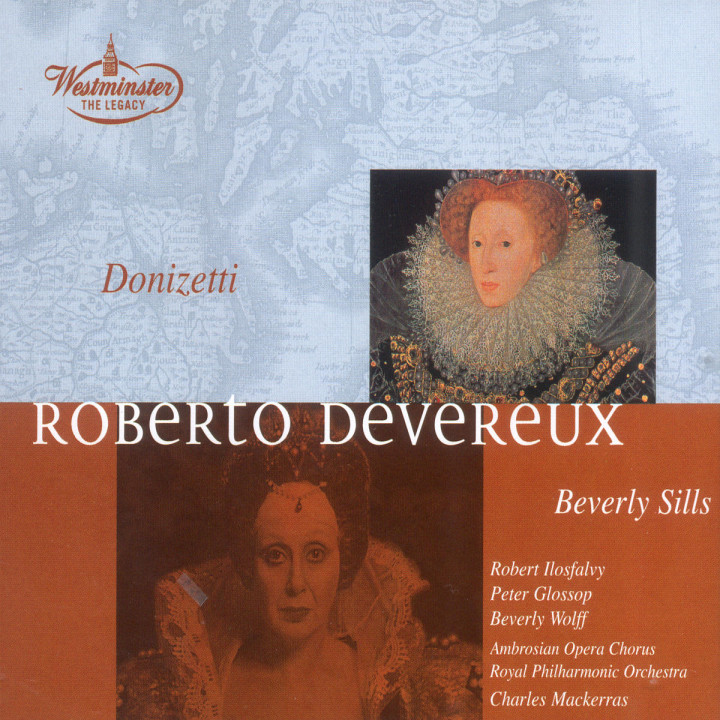 Donizetti: Roberto Devereux 0028947122429