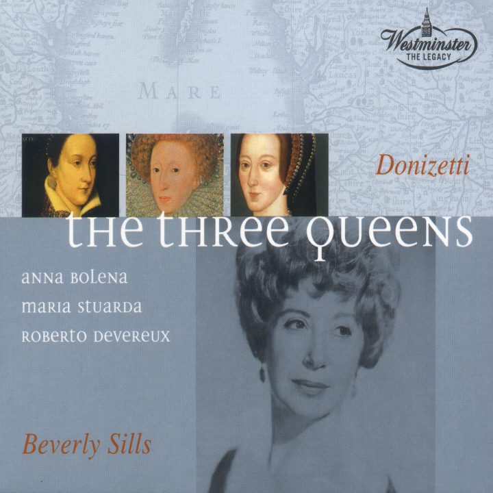 DonizettI: The Three Queen Operas 0028947122728
