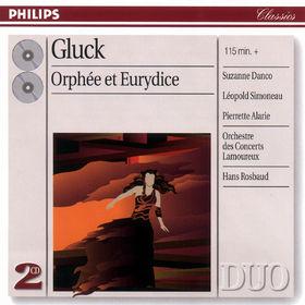 Christoph Willibald Gluck, Orphée et Eurydice, 00028946853726
