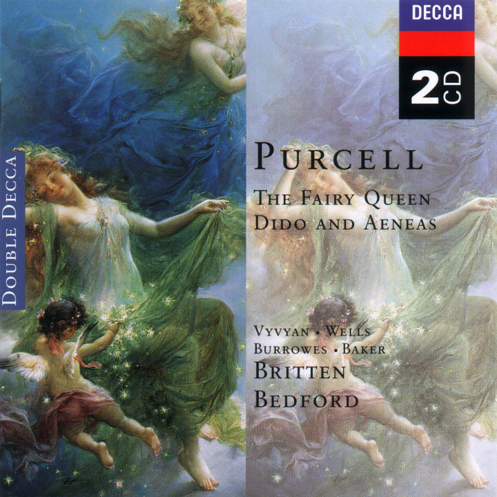 Purcell: The Fairy Queen; Dido & Aeneas 0028946856127