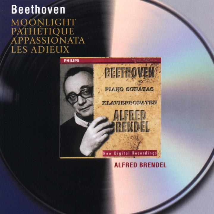 Beethoven: Piano Sonatas Nos.8, 14, 23 & 26 0028946468025