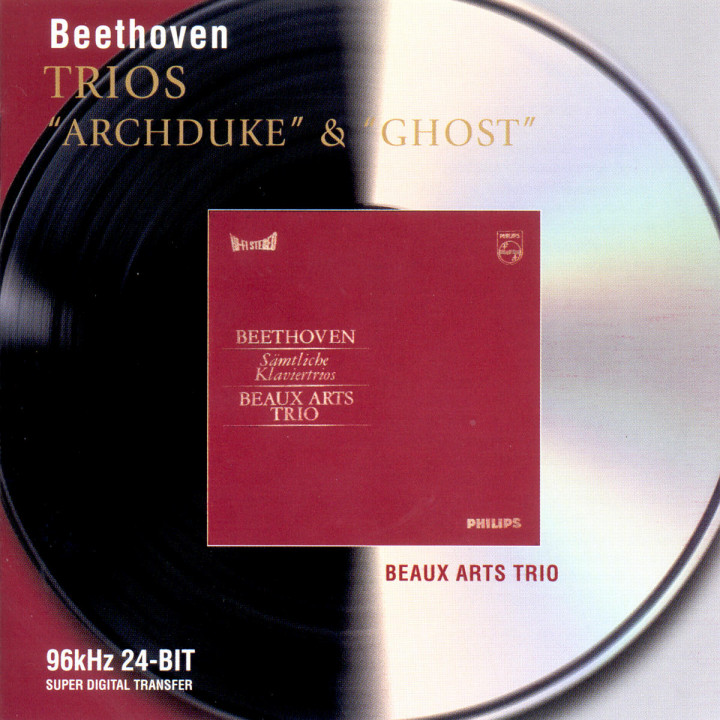 "Beethoven: Piano Trios - ""Archduke"" & ""Ghost"" 0028946468324"
