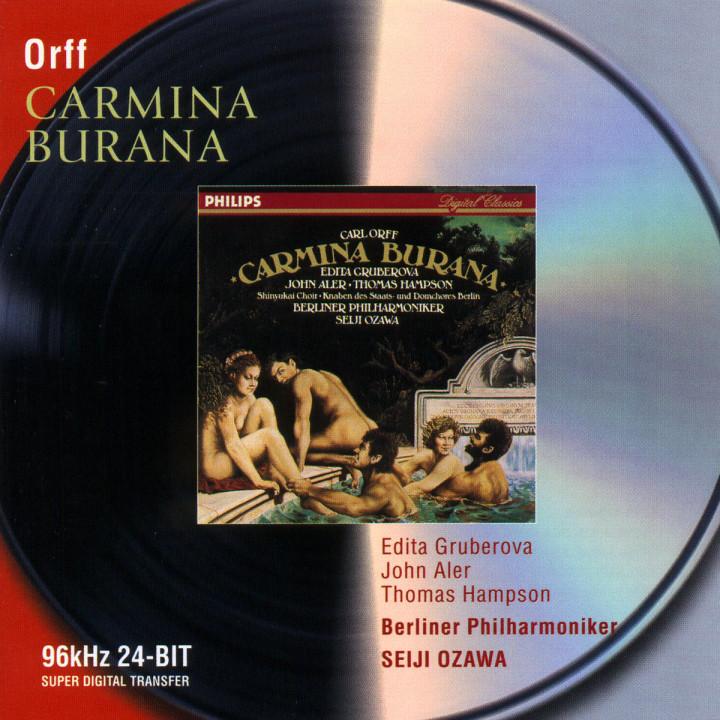 Orff: Carmina Burana 0028946472527