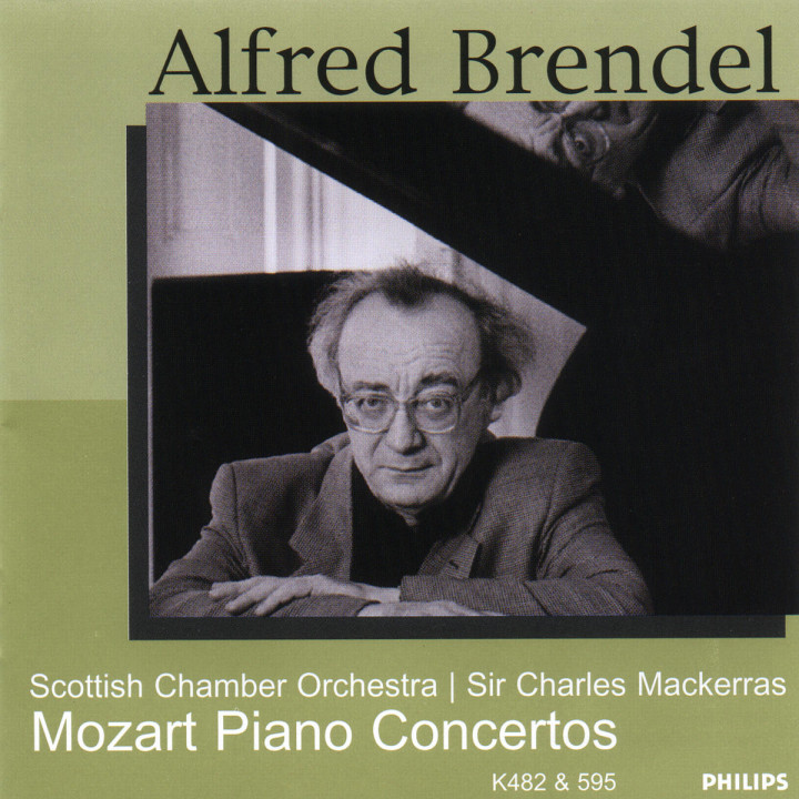 Mozart: Piano Concertos Nos.22 & 27 0028946836729