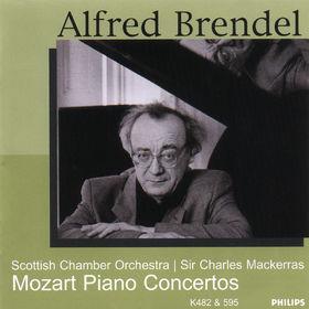 Wolfgang Amadeus Mozart, Mozart: Piano Concertos Nos.22 & 27, 00028946836729