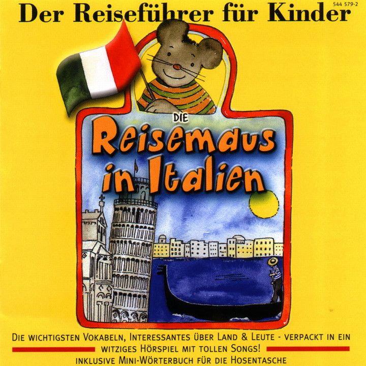 Die Reisemaus In Italien 0731454457921