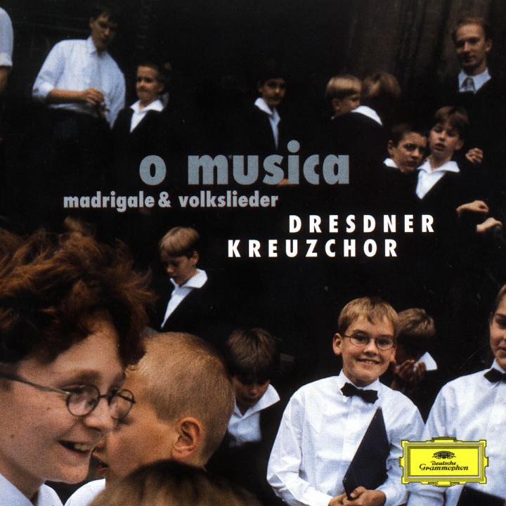 O Musica - Madrigale und Volkslieder 0028945961226