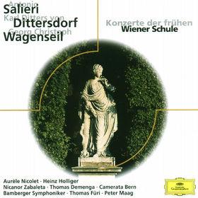 eloquence, Konzerte der frühen Wiener Schule, 00028946969526
