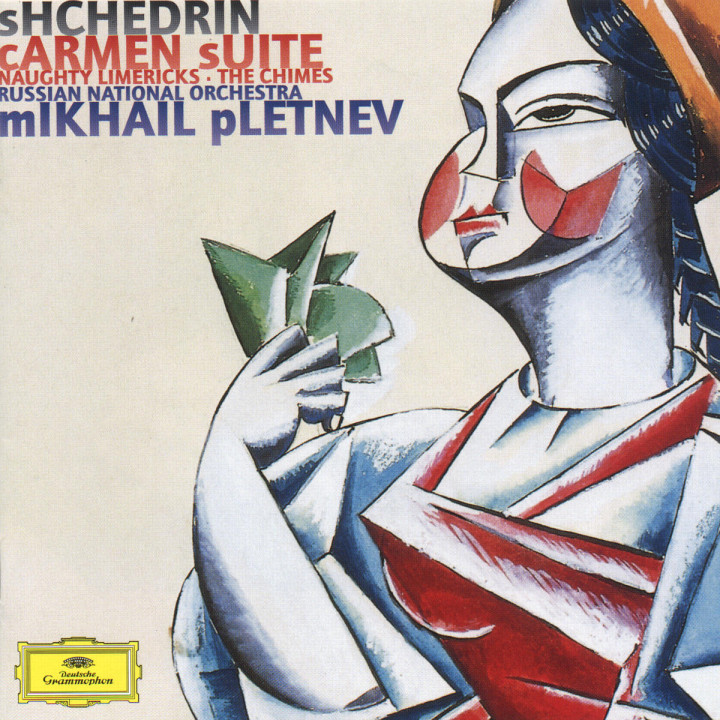 Shchedrin: Carmen Suite; Naughty Limericks; The Chimes 0028947113623