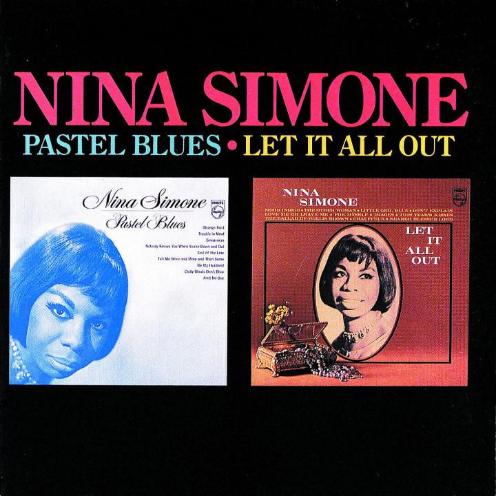Pastel Blues; Let It All Out
