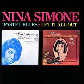 Nina Simone, Pastel Blues, Let It All Out, 00042284666329