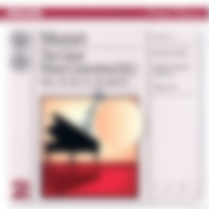 Mozart: The Great Piano Concertos, Vol.1 - Nos. 19-23 0028946854022