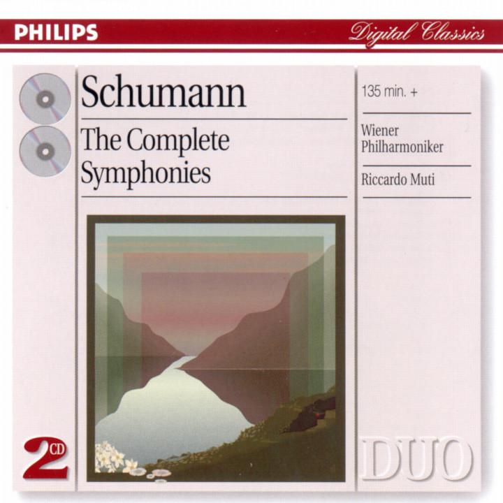 Schumann: The Symphonies 0028946854321