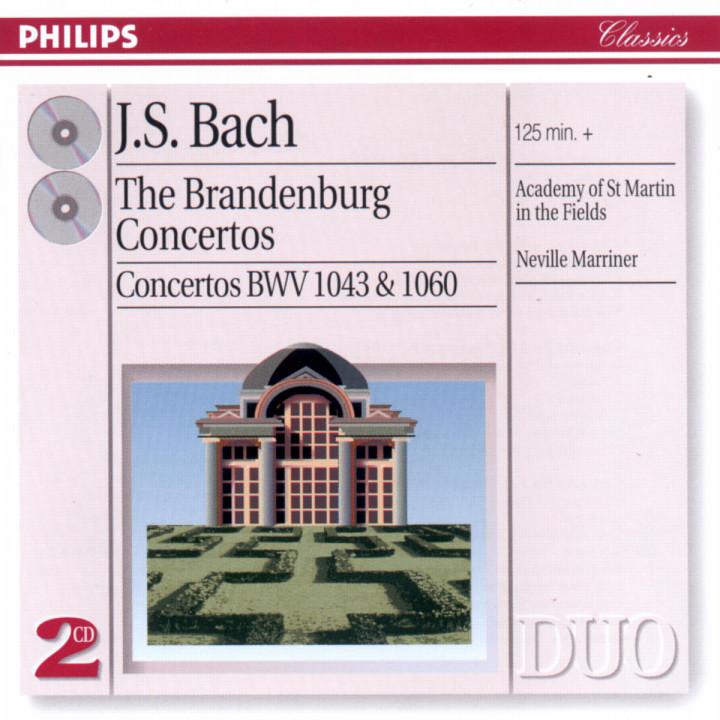 Bach, J.S.: The Brandenburg Concertos etc 0028946854929