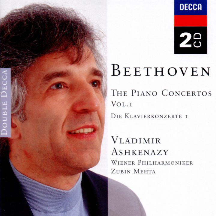 Beethoven: Piano Concertos, Vol.1 0028946855827