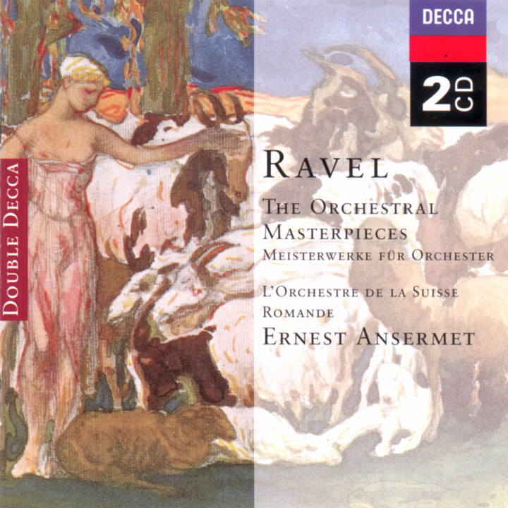 Ravel: The Orchestral Masterpieces 0028946856426