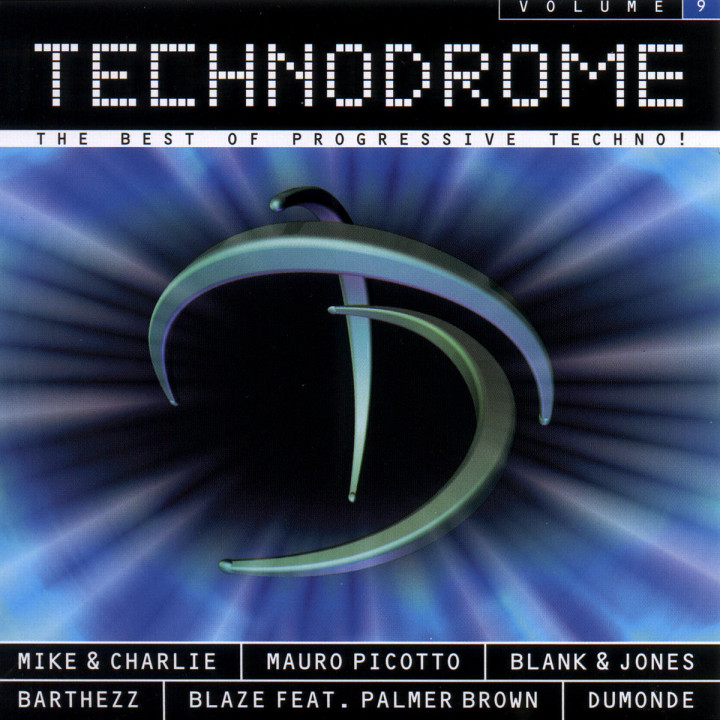 Technodrome (Vol. 9) 0731455670523