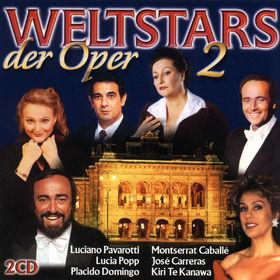 Luciano Pavarotti, Weltstars der Oper (Vol. 2), 00028946518021