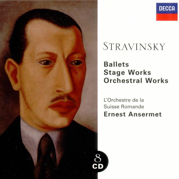 Stravinsky: Ballets/Stage Works/Orchestral Works 0028946781821