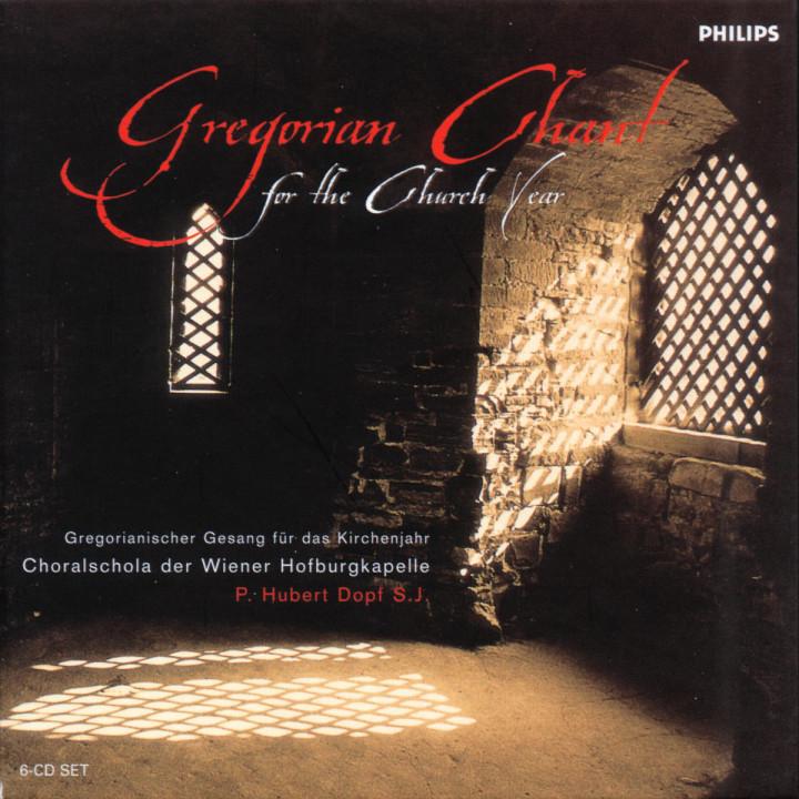 Gregorianischer Gesang für das Kirchenjahr 0028946839928