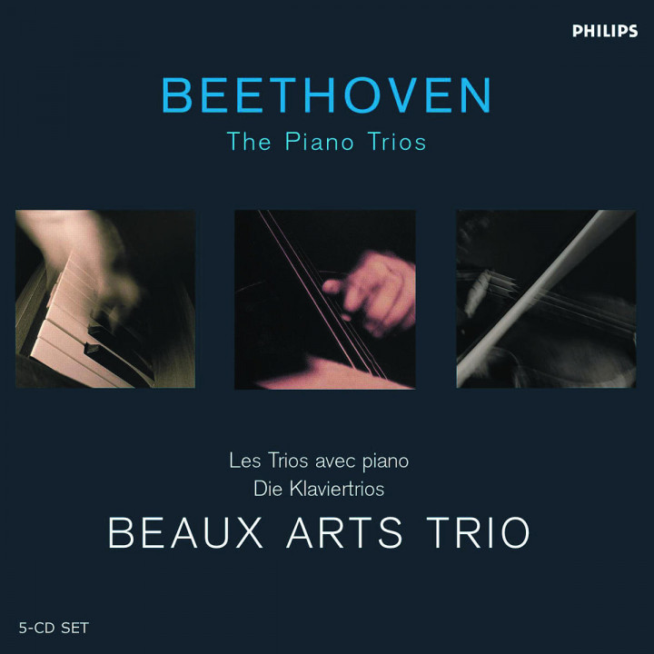 Beethoven: The Piano Trios 0028946841129