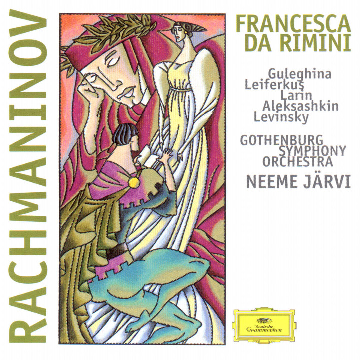 Francesca da Rimini 0028945345527