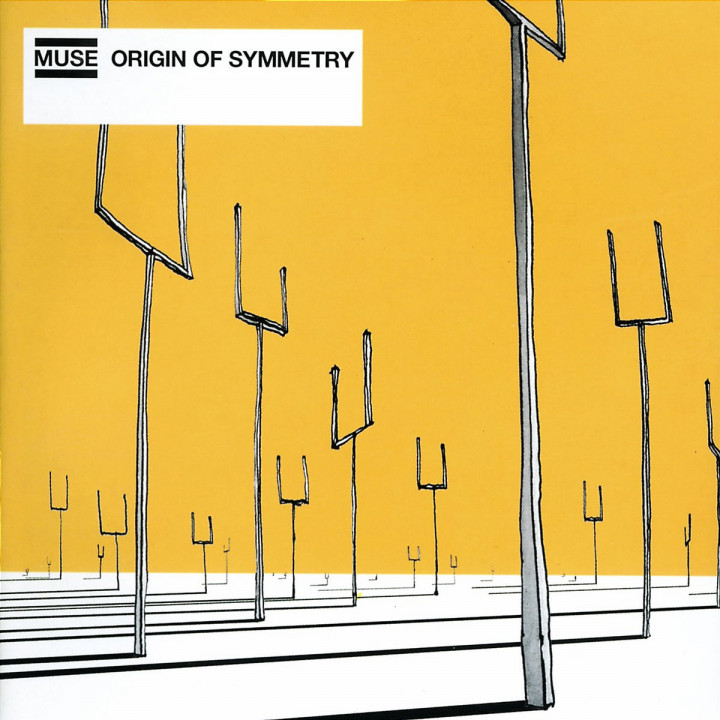 Origin Of Symmetry 0731458905828
