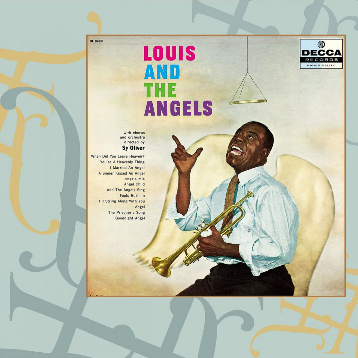 Louis and the Angels 0731454959227