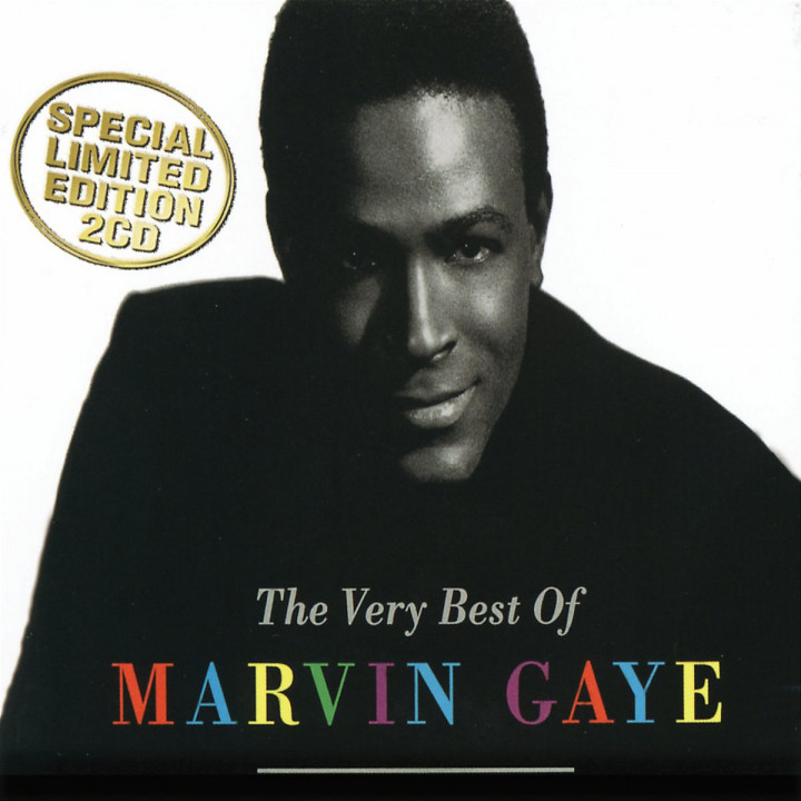 The Very Best Of Marvin Gaye 0601215991925