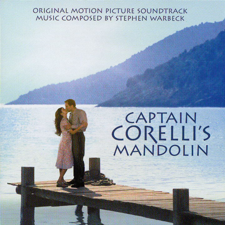 Captain Corelli's Mandolin -Original Motion Picture Soundtrack 0028946767821