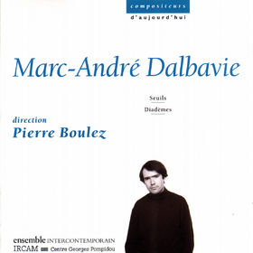 Pierre Boulez, Seuils; Diadèmes, 00028946531327