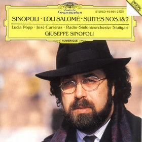 Giuseppe Sinopoli, Lou Salomé Suiten, 00028941598424