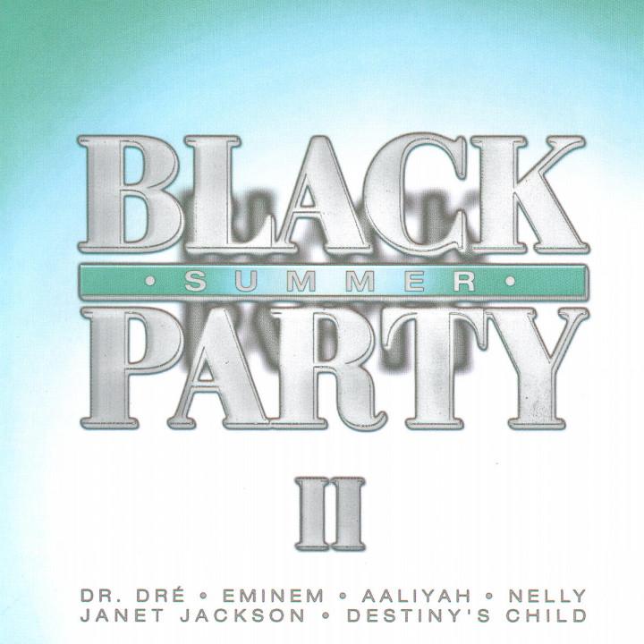 Black Summer Party (Vol. 2) 0731455638323