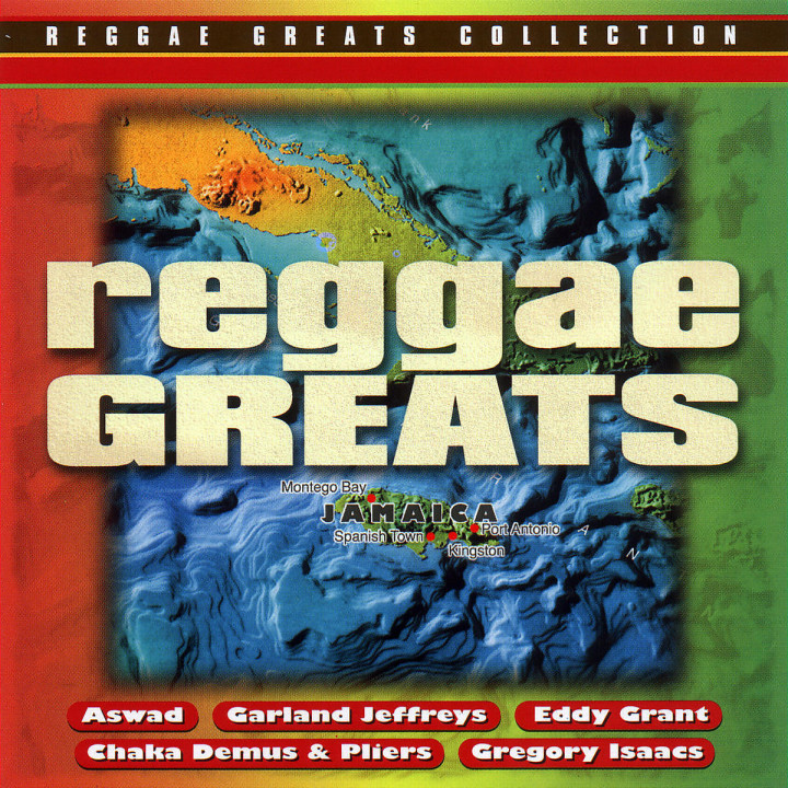 Reggae Greats Collection 0731455630820