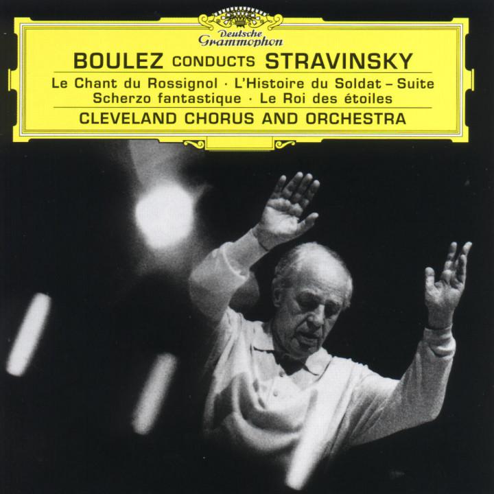 Stravinsky: Le Chant du Rossignol; L'Histoire du Soldat Suite 0028947119722