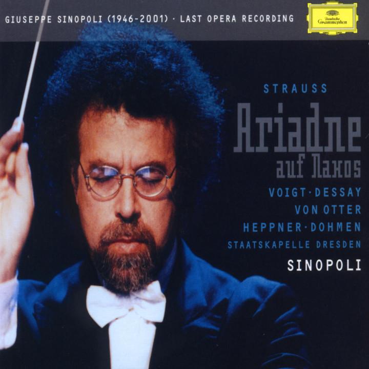 R. Strauss: Ariadne auf Naxos 0028947132329