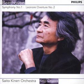 Ludwig van Beethoven, Sinfonie Nr. 1; Leonore Ouvertüre Nr. 2, 00028946466124