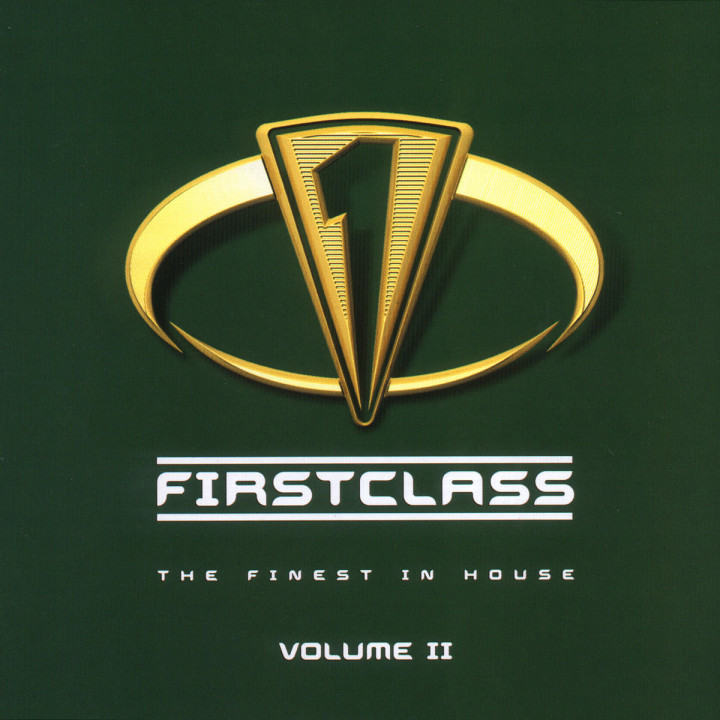 FirstClass - The Finest In House (Vol. 2) 0731458514929