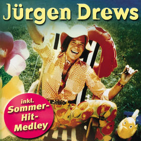 Jürgen Drews, Ein Bett im Kornfeld, 00731454984225