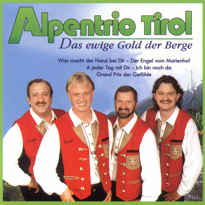 Das ewige Gold der Berge 0044001369526