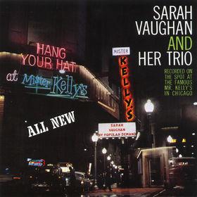 Sarah Vaughan, At Mister Kelly's, 00042283279124